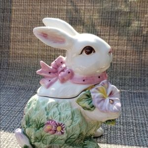 spring collection Holiday - Spring collection bunny jar